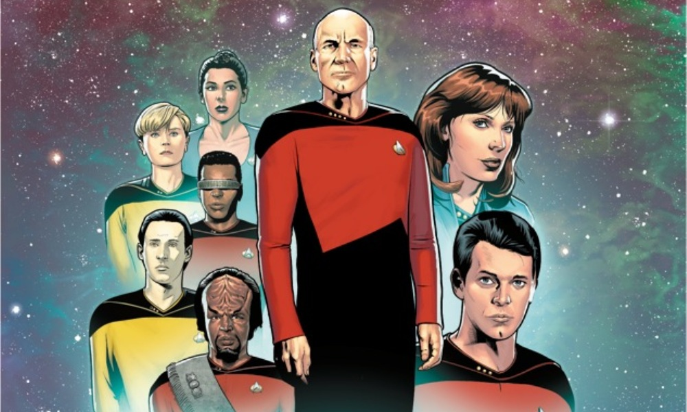 IDW Star Trek