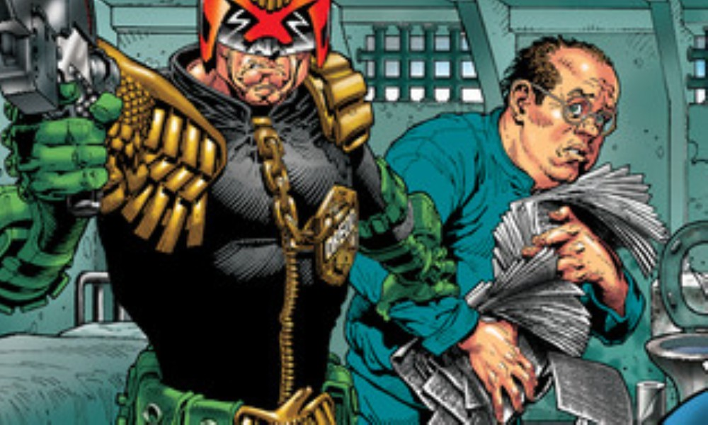 Judge Dredd: Stranger Than Truth review