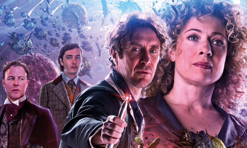 The Diary of River Song Series One