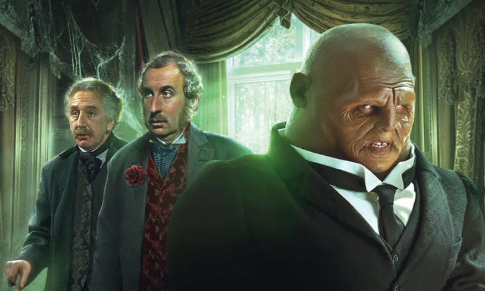Jago and Litefoot and Strax review