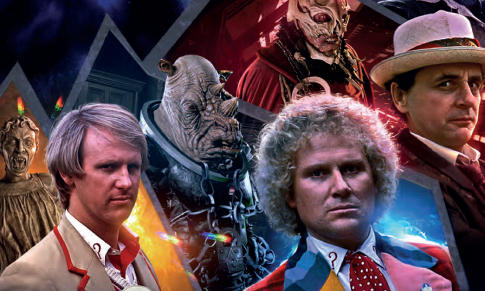 Doctor Who Classic Doctors New Monsters review