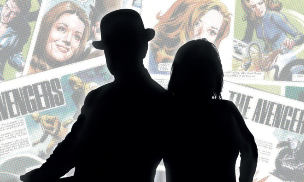 The Avengers: Steed and Mrs Peel: The Comic Strips review