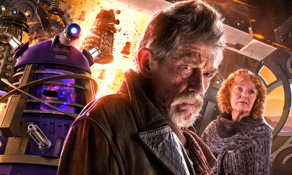 Doctor Who: Casualties of War review