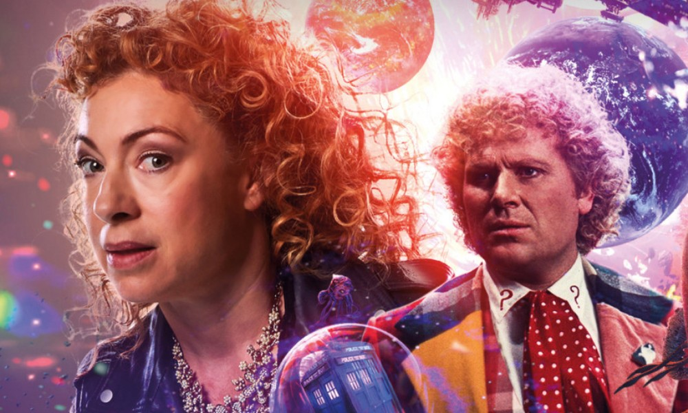 The Diary of River Song: Series Two review