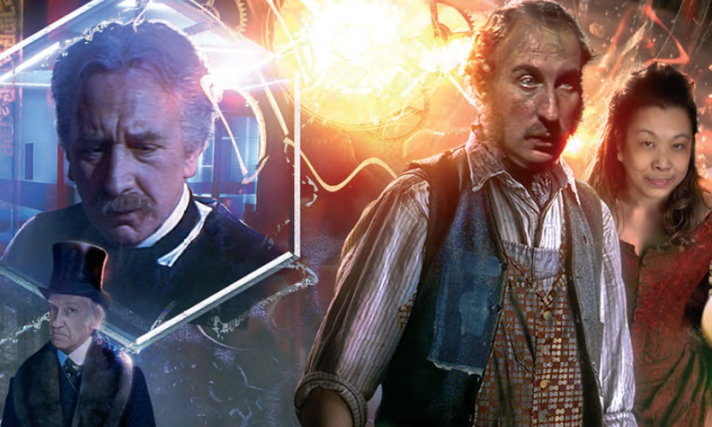 Jago & Litefoot: Series Thirteen review