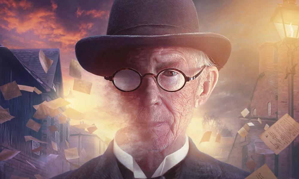 Big Finish Classics: The Invisible Man review