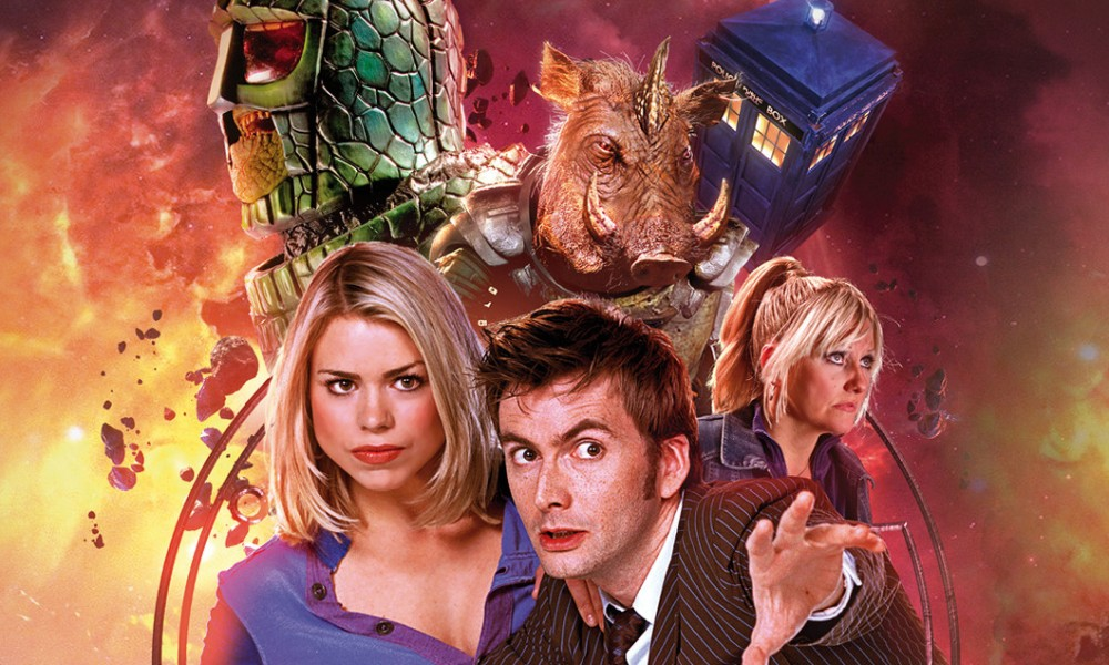 Doctor Who: Infamy of the Zaross / The Sword of the Chevalier / Cold Vengeance review