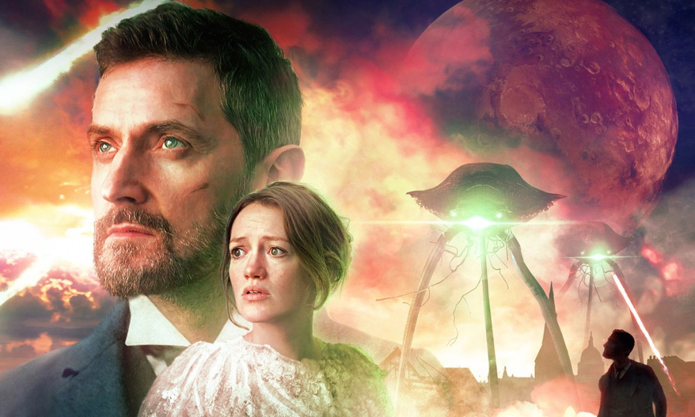 Big Finish Classics: The Martian Invasion of Earth review