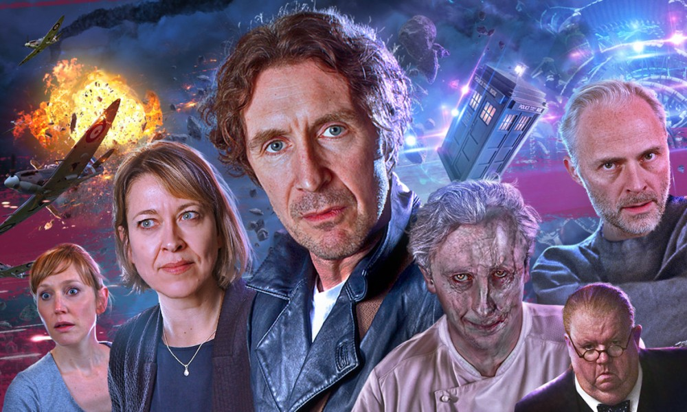 Doctor Who: Ravenous 1 review