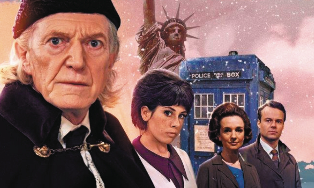Doctor Who: The First Doctor Adventures: Volume One review