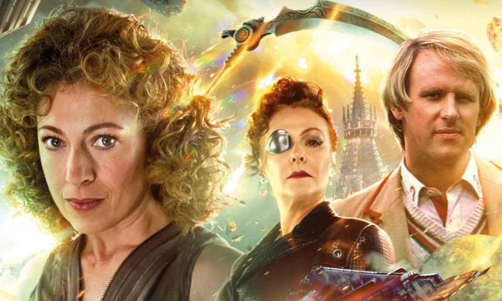 The Diary of River Song: Series Three review