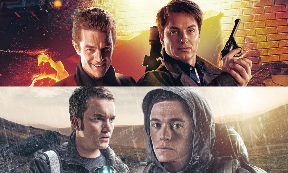 Torchwood: The Death of Captain Jack / The Last Beacon review