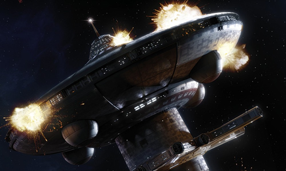 Star Trek: Fire With Fire audiobook review