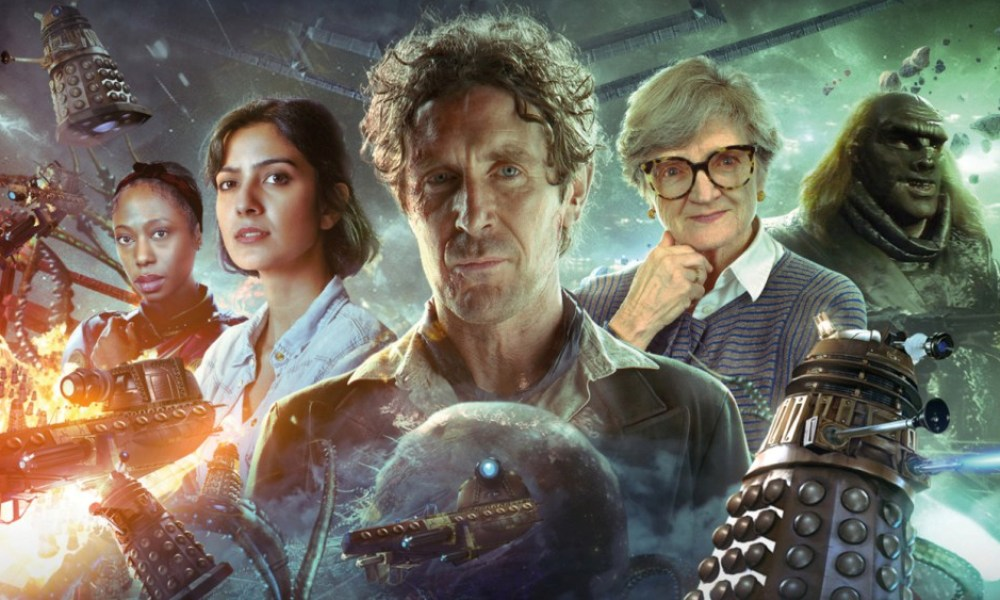 Doctor Who: The Eighth Doctor: The Time War 2 review