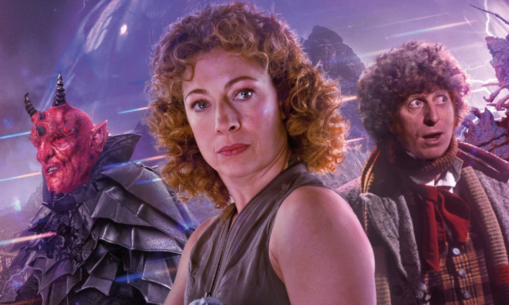 The Diary of River Song: Series Four review