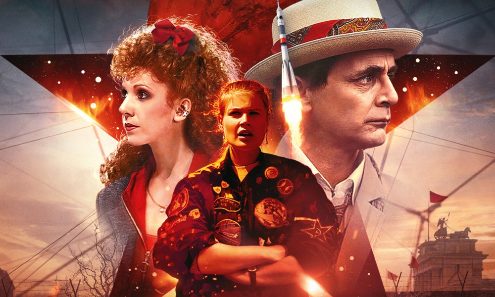 Doctor Who: Red Planets review