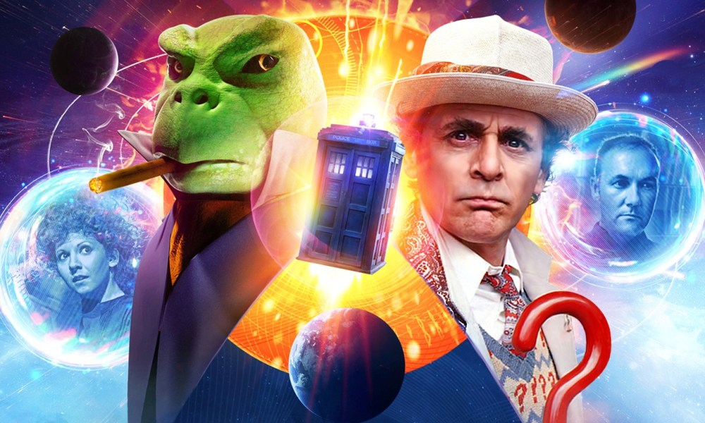 Doctor Who: The Quantum Possibility Engine review