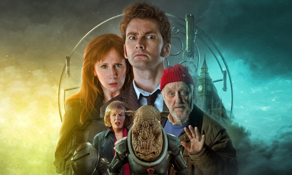 Doctor Who: No Place / One Mile Down / The Creeping Death review