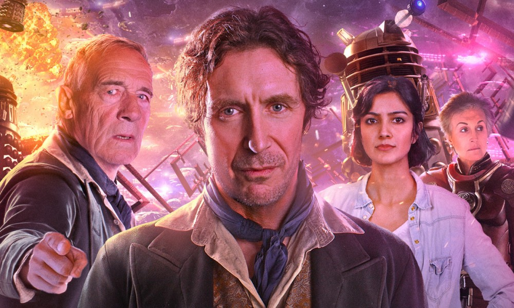 Doctor Who: The Eighth Doctor: Time War: Volume Three review