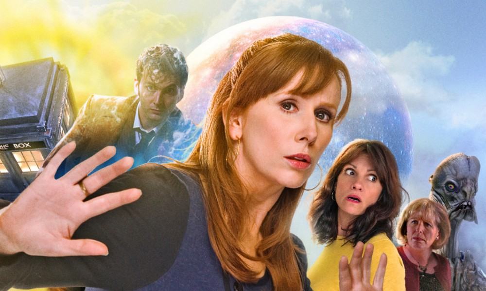 Donna Noble: Kidnapped! review